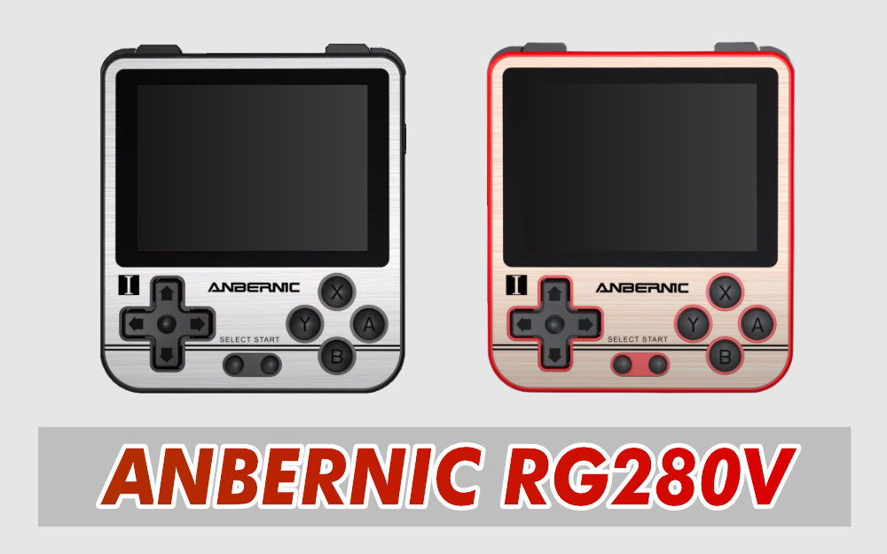 Anbernic RG280V Retro Gaming Handheld