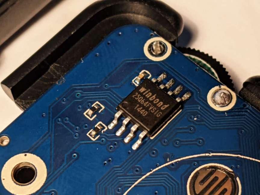 Family Pocket FC3000 Winbond Chip