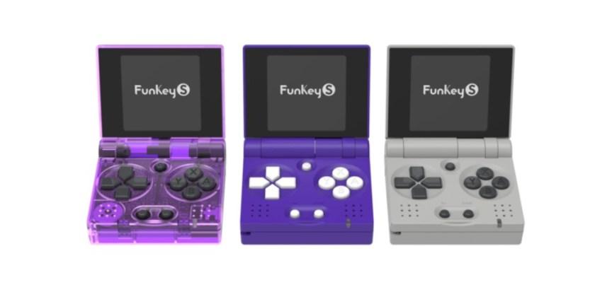 Funkey S Tiny handheld