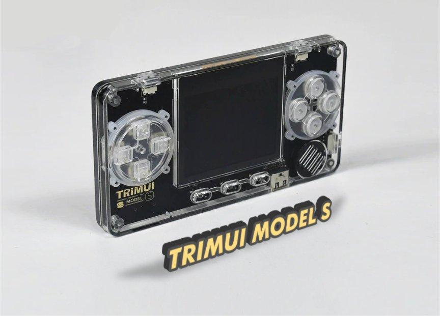 Trimui Model S Black PCB