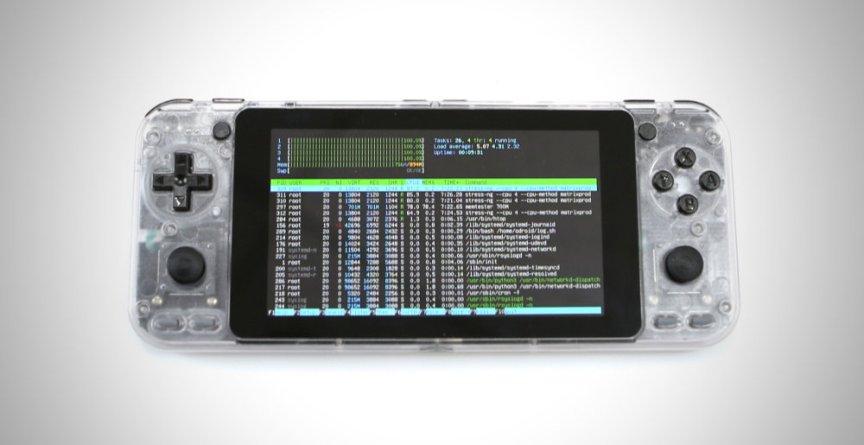 OGS Retro Gaming Handheld
