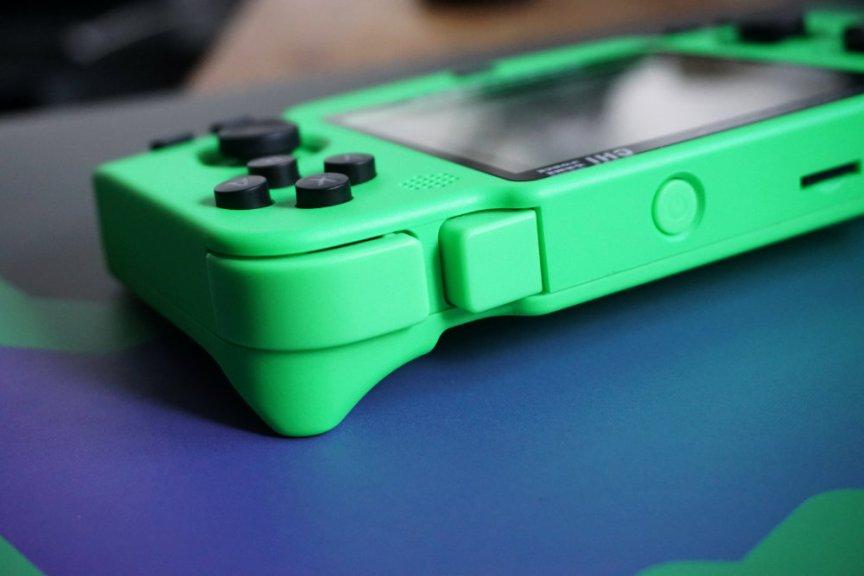 GameForce Handheld Shoulder Buttons