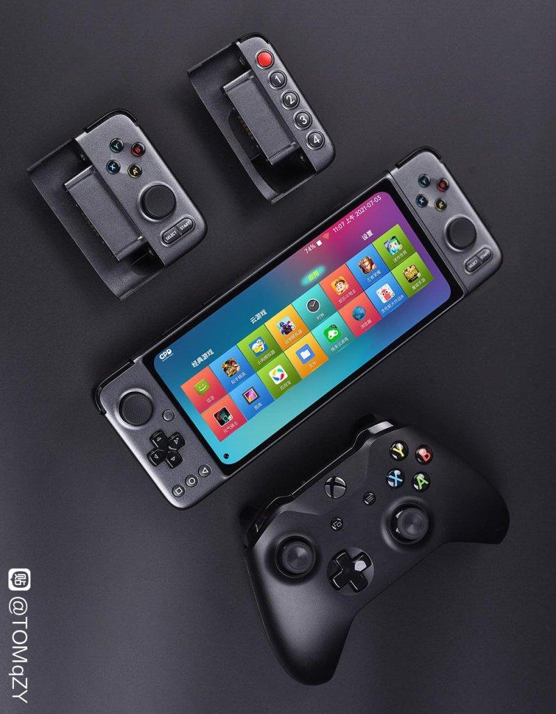 GPD XP Modular Handheld