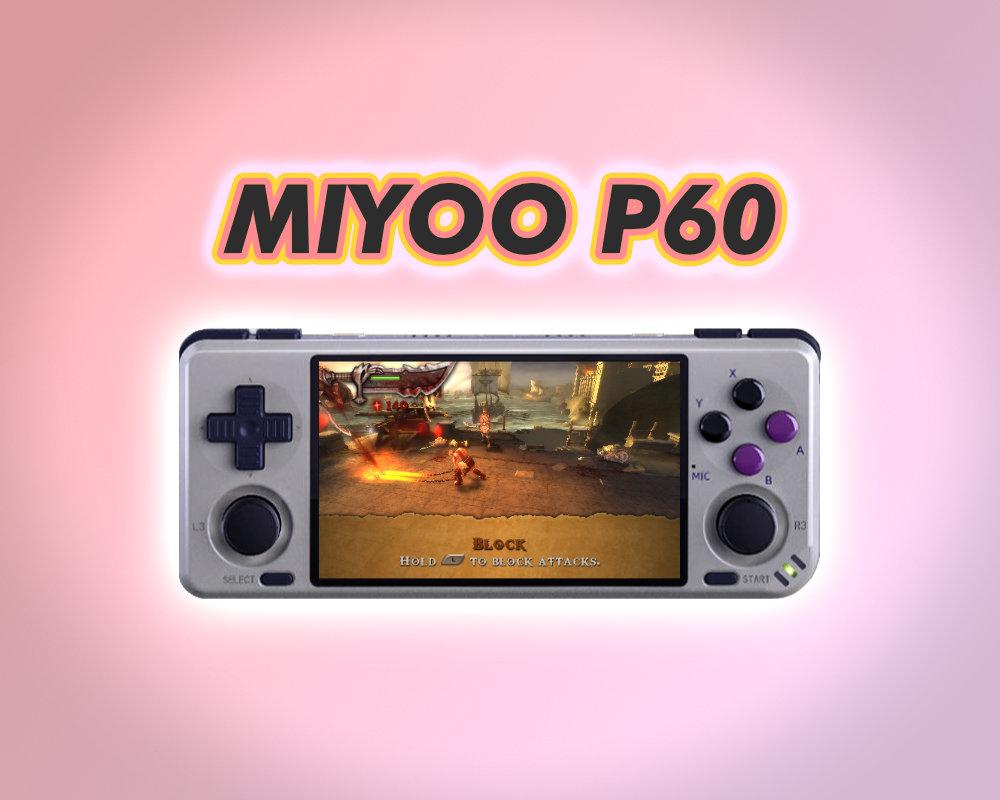 Miyoo P60 Android Handheld