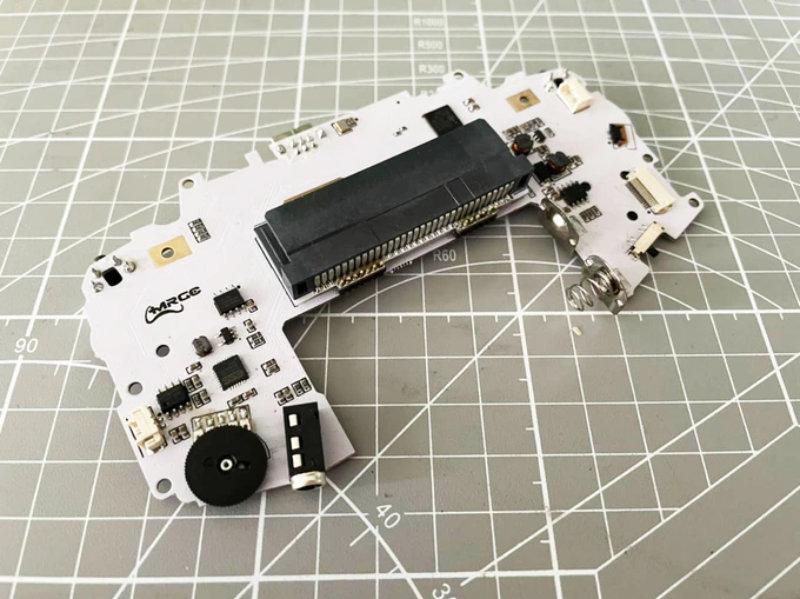 Retro Dreamer G4A PCB