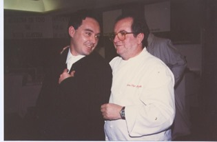Ferran Adriá y Arzak en Vitoria 92