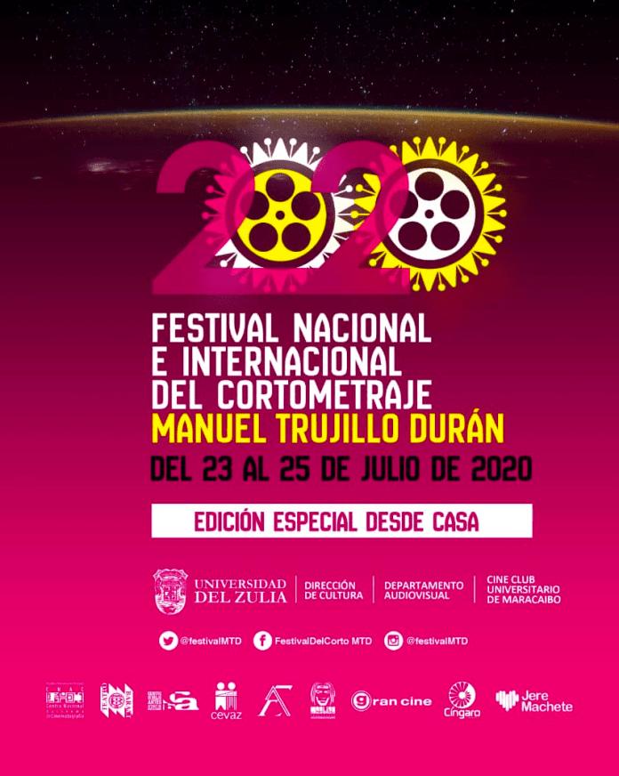 """XV Edición del Festival Internacioal del Cortometraje """"Manuel Trujillo Durán"""" se realizará vía online 1"""