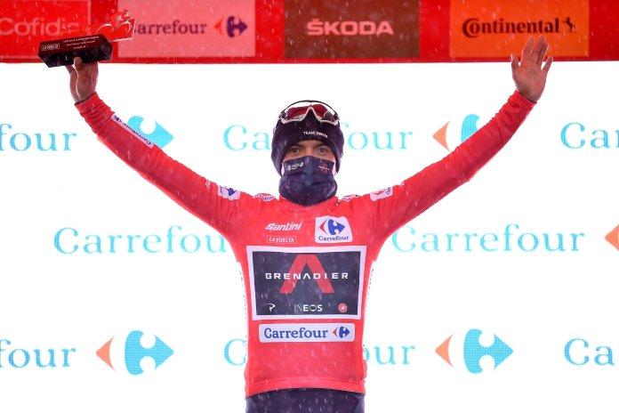 Izagirre agranda su leyenda en Formigal y el ecuatoriano Carapaz es el nuevo líder de La Vuelta 3