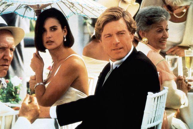 Cine para llevar | Clásicos en Netflix- Una propuesta indecente (1993)