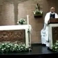 •Homilía del Cardenal Bergoglio del 12 de Octubre de 2012.
