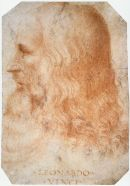 Leonardo da Vinci - retrato1