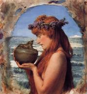 Alma Tadema - Pandora-1881
