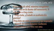 Las enseñanzas de Fray León nº2