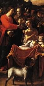 Resurrección del hijo de la viuda de Naín por Mario Minniti5