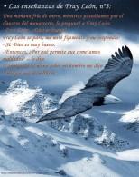 Las enseñanzas de Fray León nº3