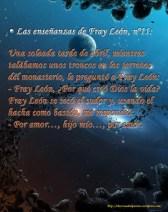 Las enseñanzas de Fray León nº11