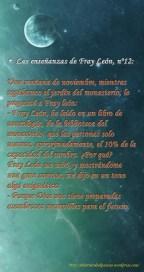 Las enseñanzas de Fray León nº12