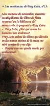Las enseñanzas de Fray León nº15