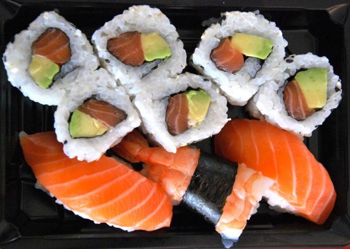 petits rappels sur les sushis