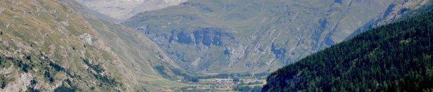 Haute vallée de Maurienne