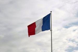 drapeau au vent