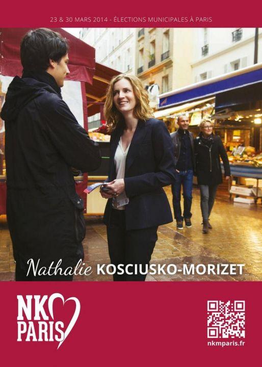 NKM affiche