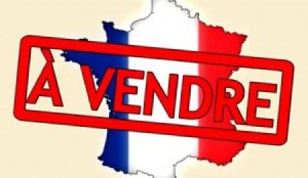 a vendre la France