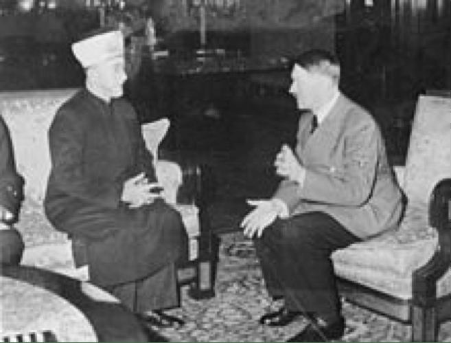 Description : Disque dur:Users:danieldesurvire:Desktop:220px-Bundesarchiv_Bild_146-1987-004-09A,_Amin_al_Husseini_und_Adolf_Hitler.jpg
