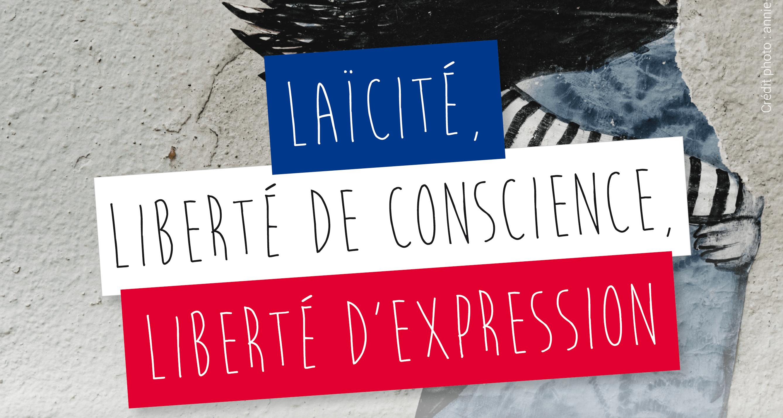 Journée débat : Laïcité, liberté de conscience, liberté d'expression