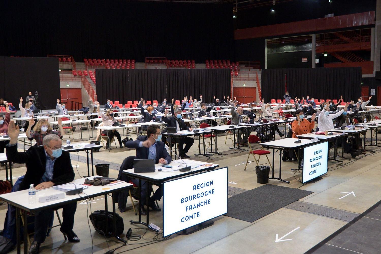 Le conseil régional Bourgogne-Franche-Comté vote à l'unanimité une charte de la laïcité