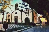 Alexis y la iglesia de San Lorenzo
