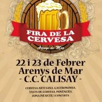 Feria de la Cerveza Artesana de Arenys de Mar