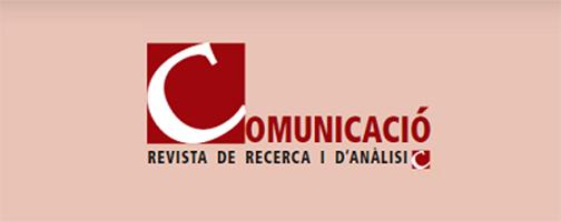 Comunicació: revista de recerca i anàlisi
