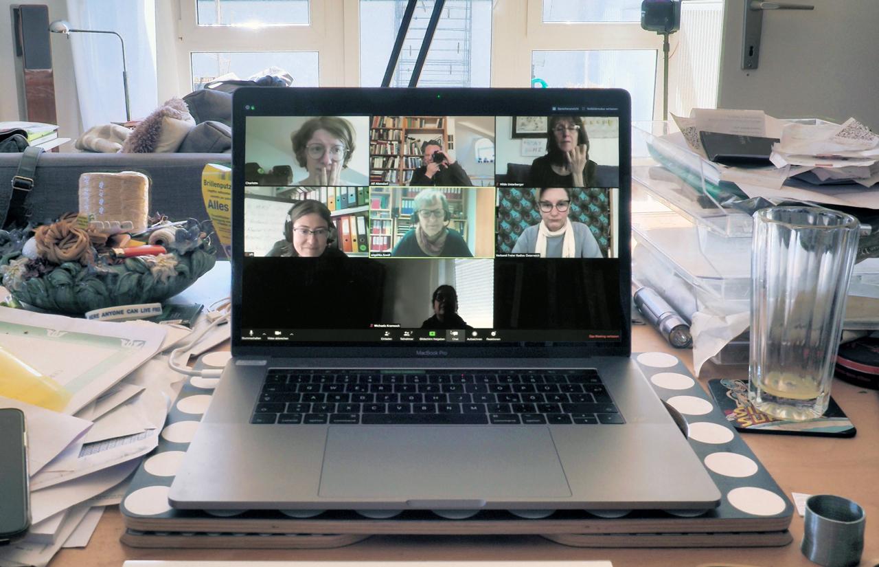 videoconferencias y webinars