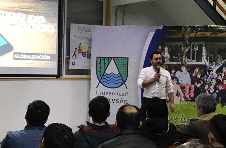 Director del ODA dictó taller de periodismo de datos a profesionales de las comunicaciones en Aysén