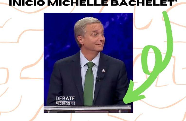 """""""Respecto de las zanjas. Este fue un proyecto que inició Michelle Bachelet"""""""