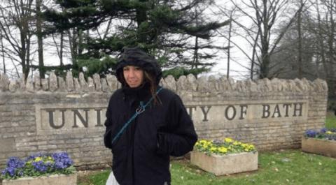Crónicas de nuestros becarios en UK: Bego Ojeda