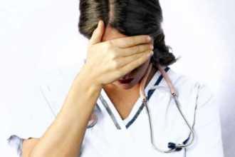 frustración médica