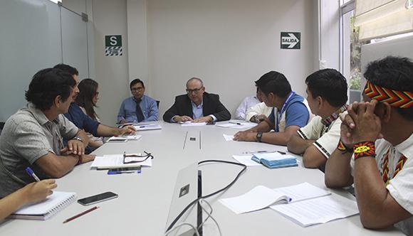reunion viceministro hidrocarburos2