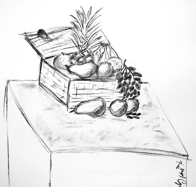 Katherine's artwork