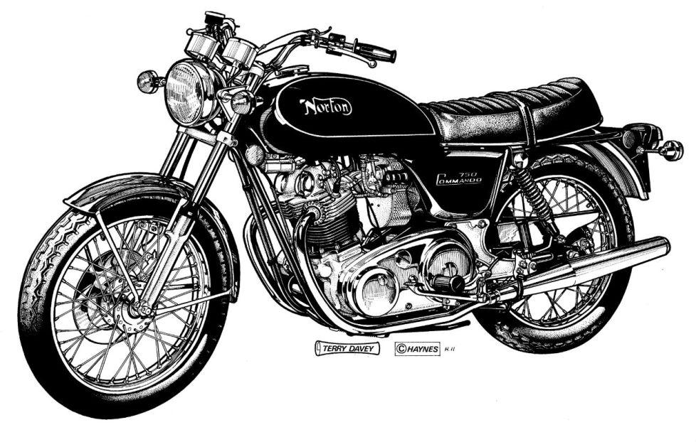 motorbike w1291