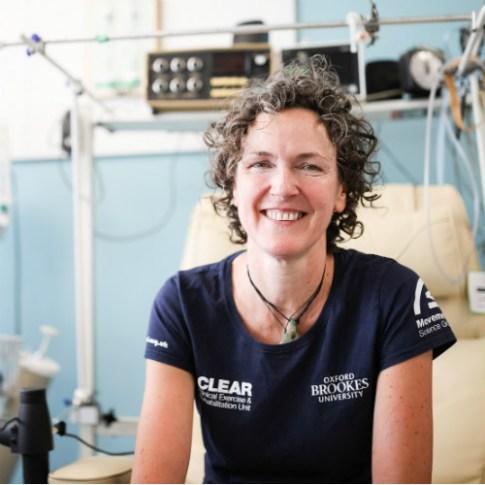 Professor Helen Dawes
