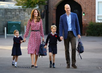 Prince William and Kate Might Continue Homeschooling George and Charlotte Next Month