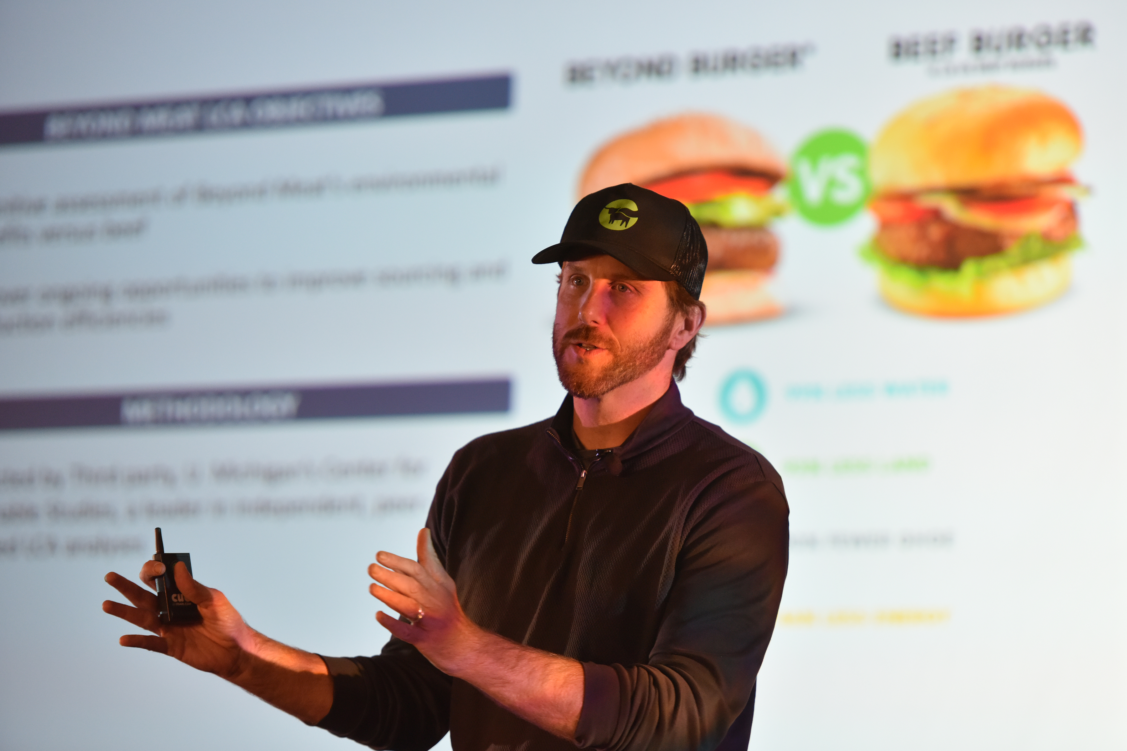 Beyond Meat CEO Ethan Brown Previews 'Poultry Space' Entry in 2020