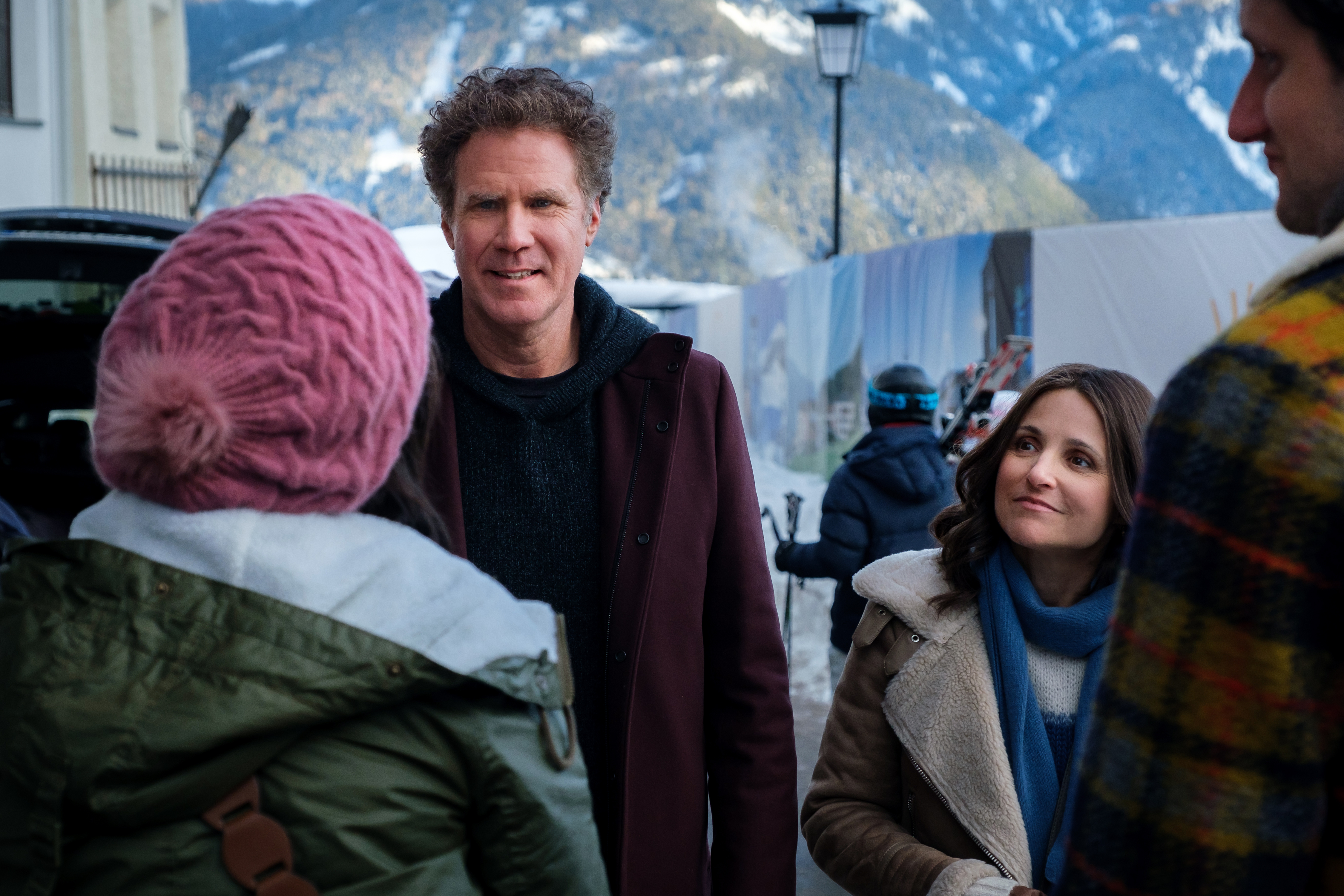 Julia Louis-Dreyfus and Will Ferrell's 'Downhill' Is Worse Than Stale Popcorn
