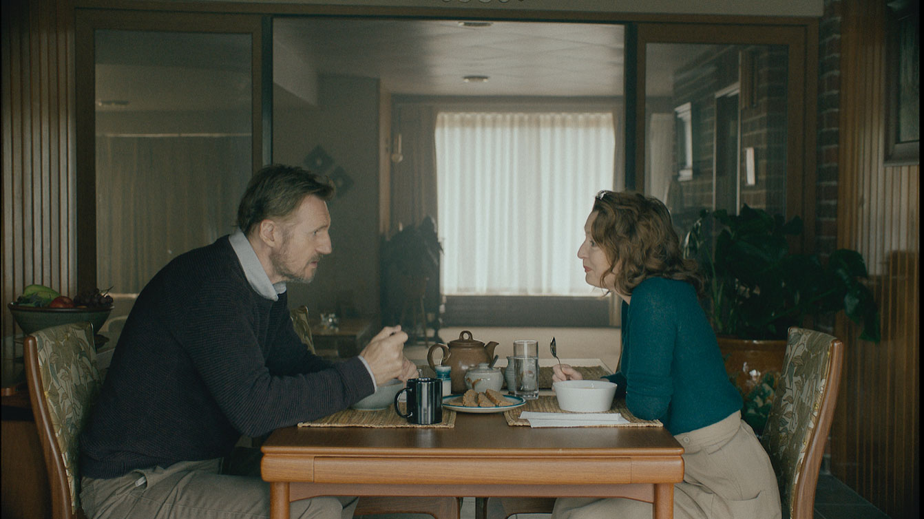 Liam Neeson and Lesley Manville Keep 'Ordinary Love' Close to the Heart
