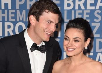 Ashton Kutcher and Mila Kunis Are Listing Their Beverly Hills Mansion for $14 Million