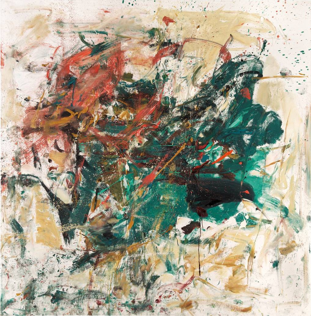 Two Significant Joan Mitchell Paintings Hit the Auction Block This Summer