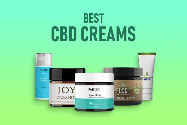 5 Best CBD Cream for Pain: Top Salves & Lotions