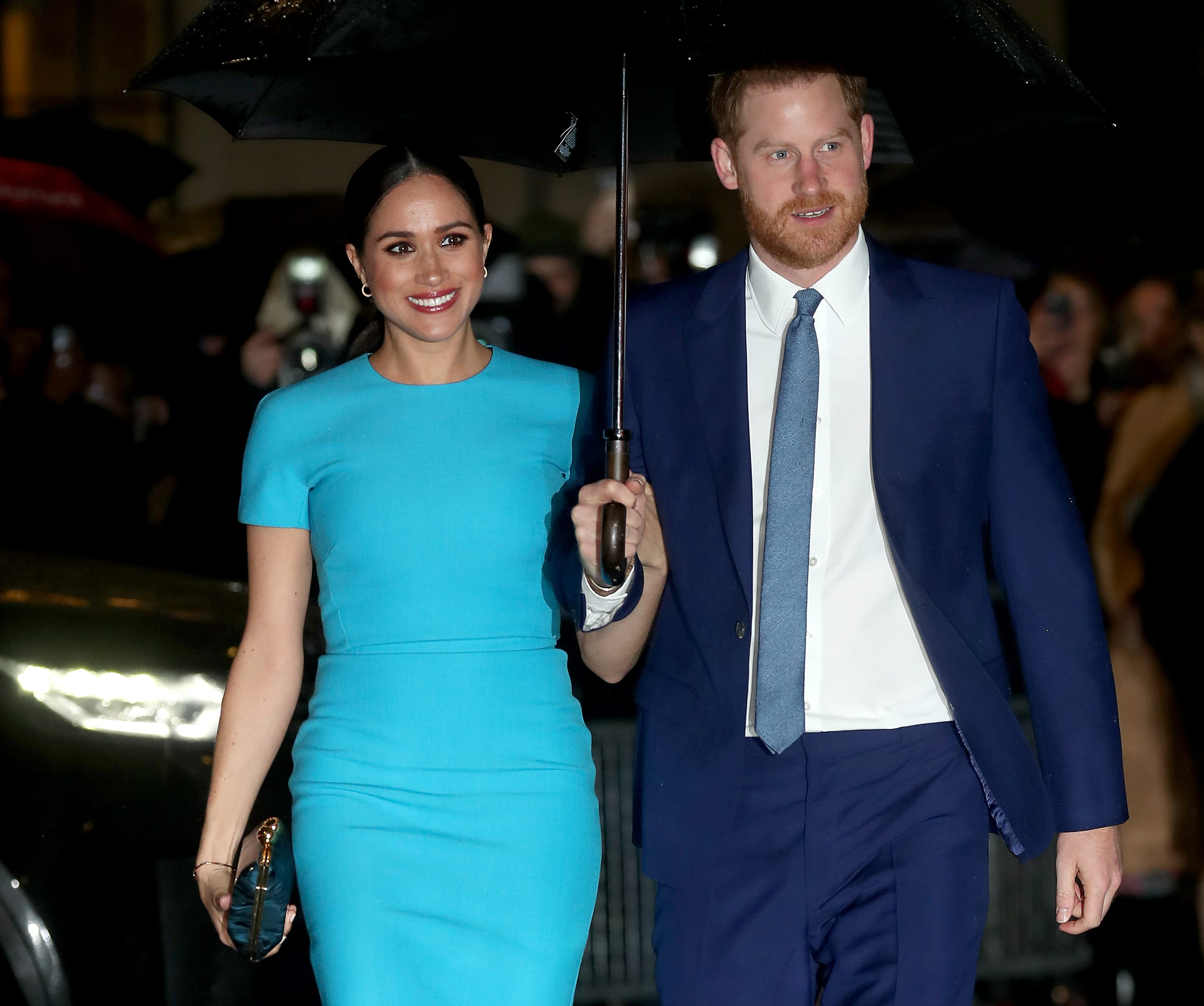 Prince Harry and Meghan Are Hosting a Special Talk on Improving the Digital World